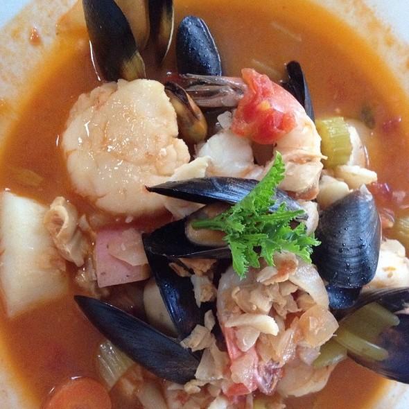 Seafood Boullibase @ Elderberry Pond Restaurant