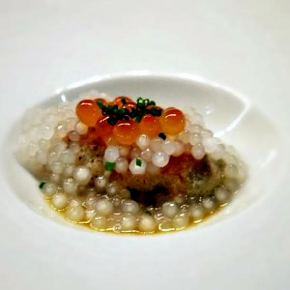 Oysters and Sagu @ Dom Restaurante
