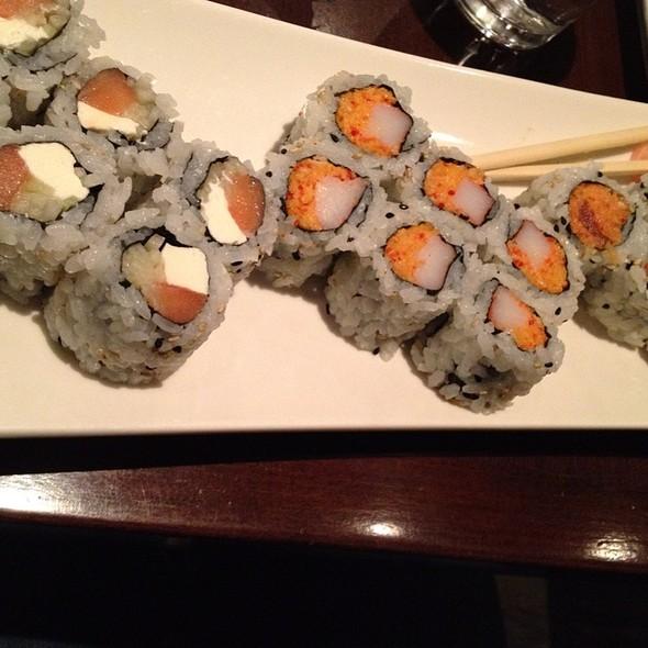 Sushi @ Isamu
