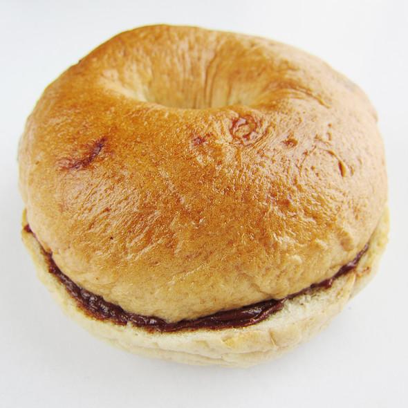 Nutella Bagel