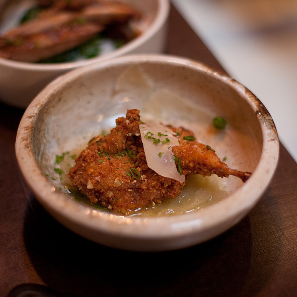 CA State Bird With Provisions @ State Bird Provisions
