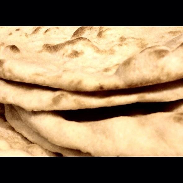 Irani Bread @ Mama Fatma House
