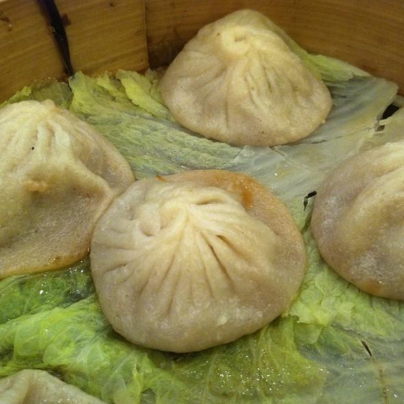 Soup Dumplings @ Joe's Shanghai