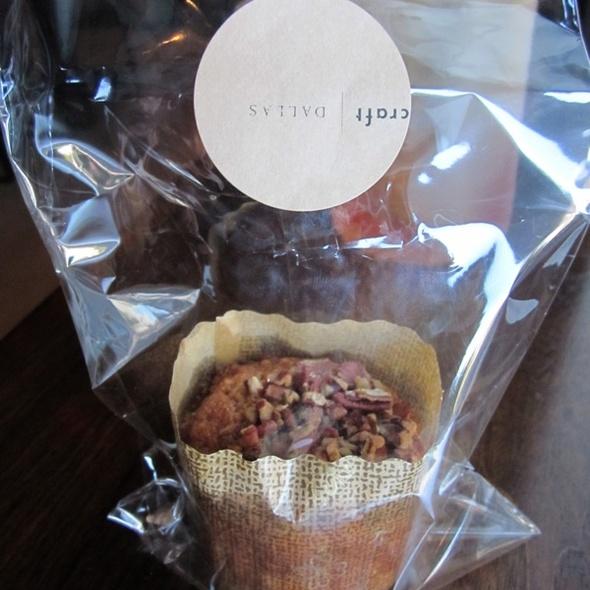 Muffins @ Craft Dallas