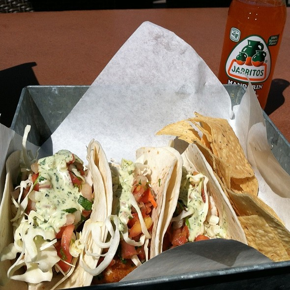 Surfer Tacos @ Lime Fresh Mexican Grill