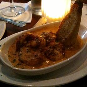 Wicked Cajun Bbq Shrimp - Fleming's Steakhouse - Coral Gables