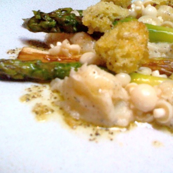 Asparagus @ The NoMad