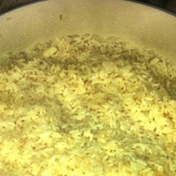 Arroz @ My House