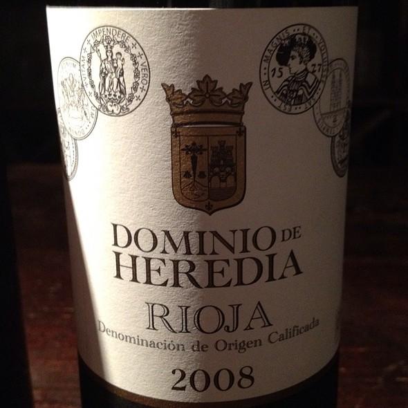 Dominio De Heredia @ Cellar And Loft