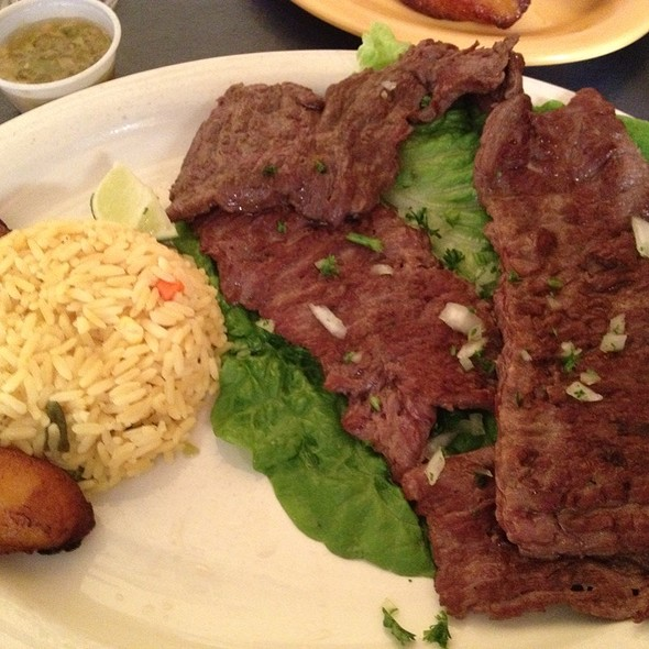 Skirt Steak @ Rancho Alegre Cuban Restaurant