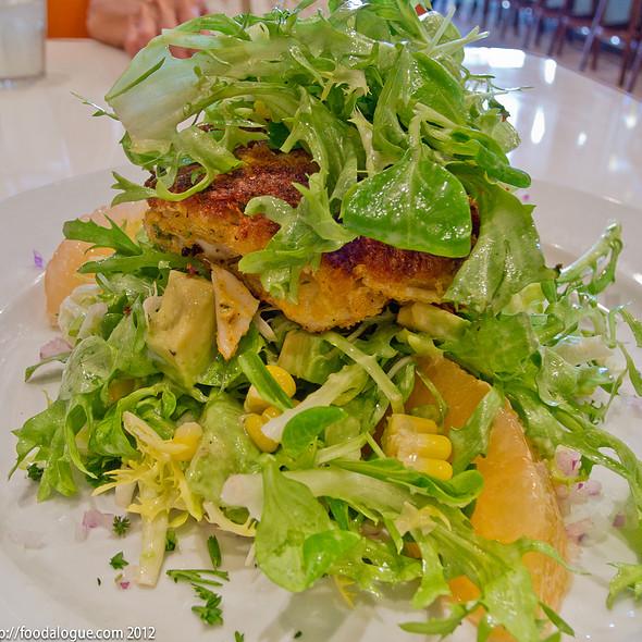 Crab Cake Salad @ Serendipity 3
