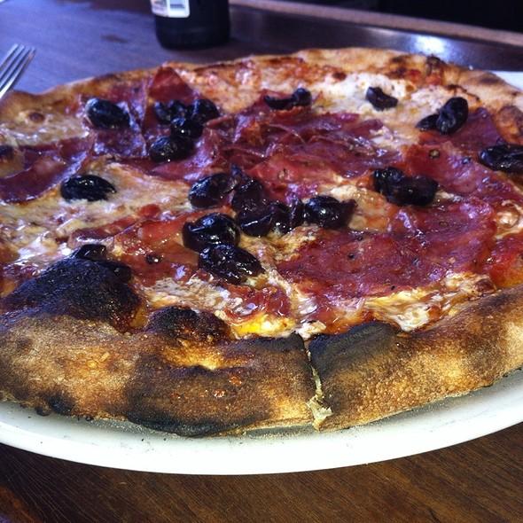Pizza Rosa @ Pizzaria Bianco