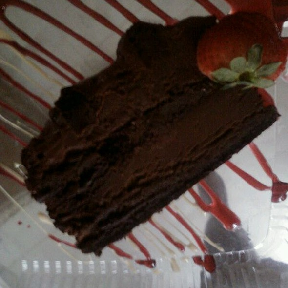 Chocolate Lovers @ Turf Room Restaurant