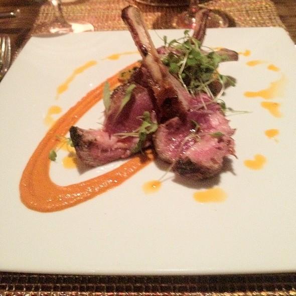 Rack of Lamb - Luminaria Restaurant & Patio, Santa Fe, NM