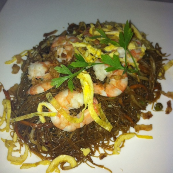 Fried Mee Hoon @ Restaurante Batik