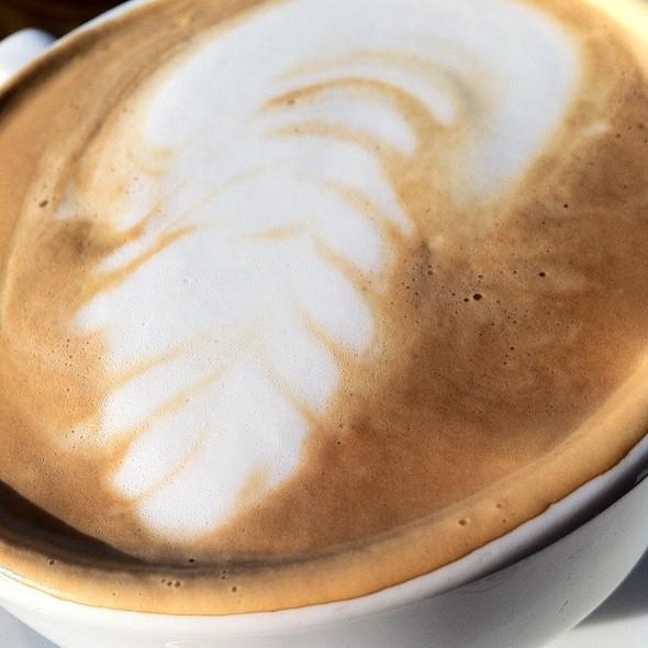 Soy Latte @ Cafe Depeche