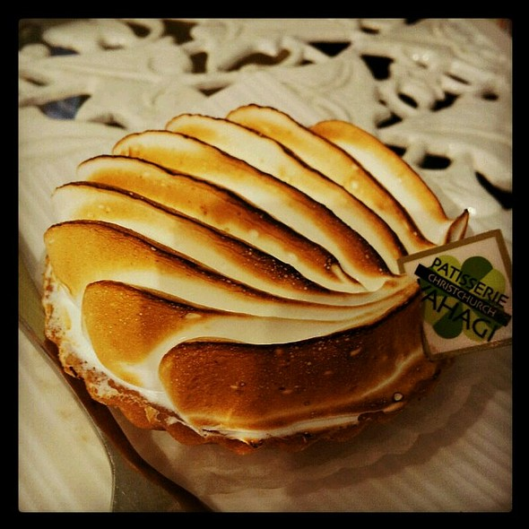Lemons Pie @ Patisserie Yahagi
