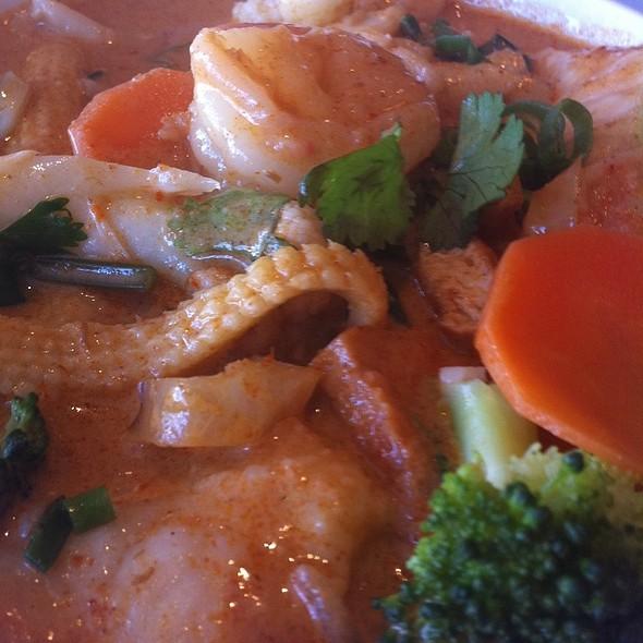 Seafood Laksa @ Malaysian Lonsdale Street Dandenong