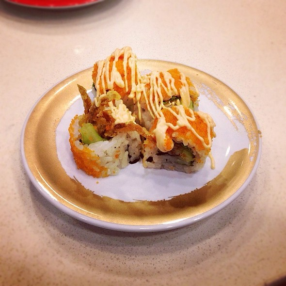 Spider Roll @ Genki Sushi