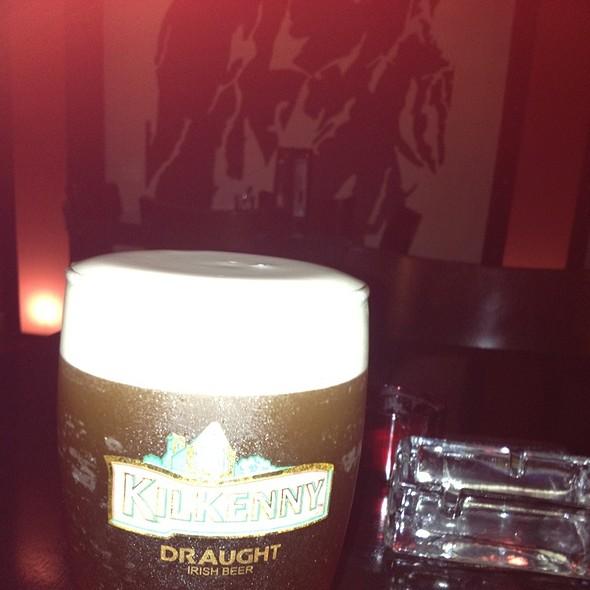 Kilkenny Beer @ D' Legends bar