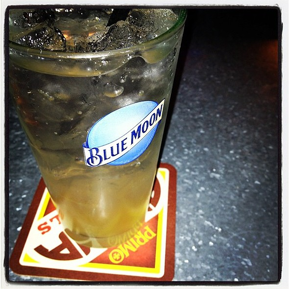ginger brew. @ Downbeat Diner and Lounge