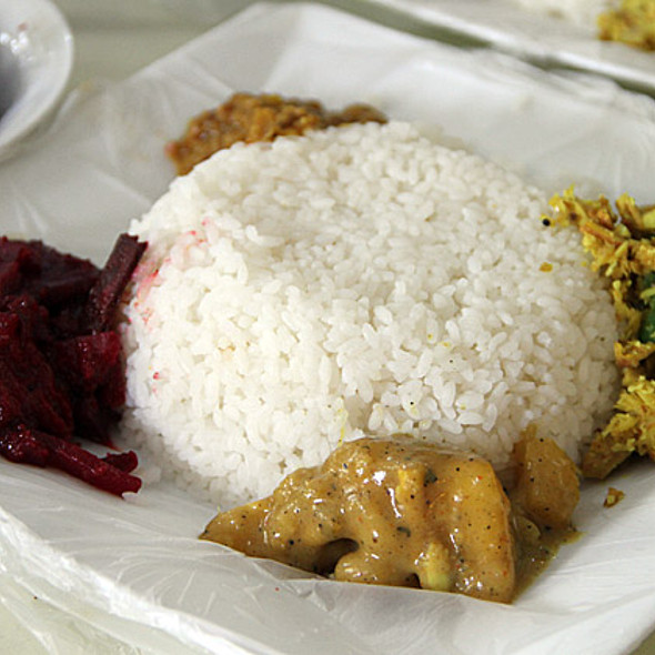 Rice And Curry @ Sri Lanka