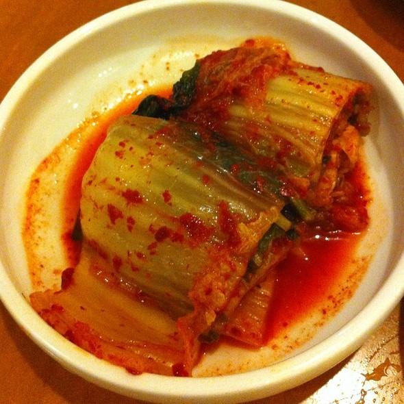 kimchi @ Se Joung