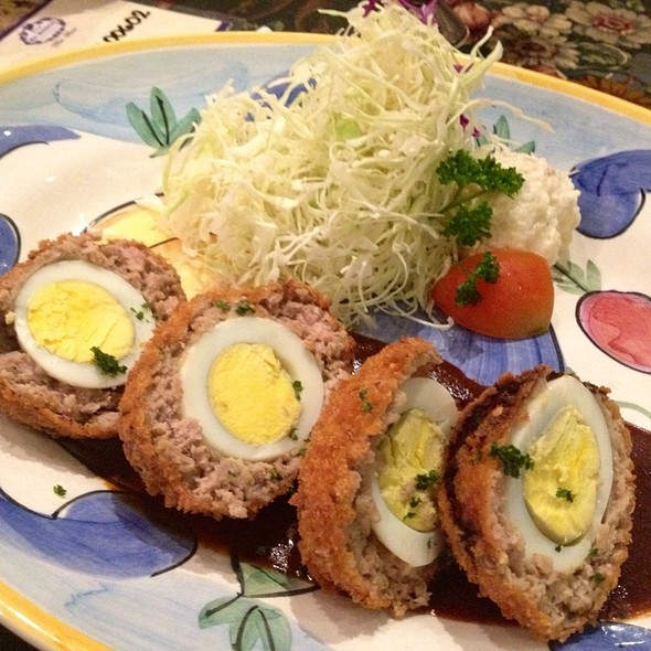 Scotch Eggs @ Ma Maison Greenbelt 2