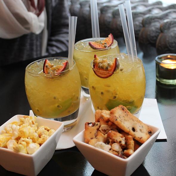 Passion Fruit Caipirinha @ Beez Maastricht