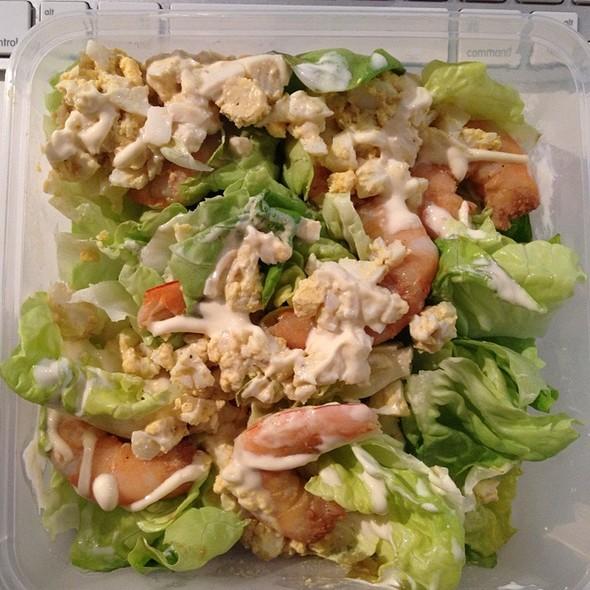 Shrimp Egg Salad @ Home