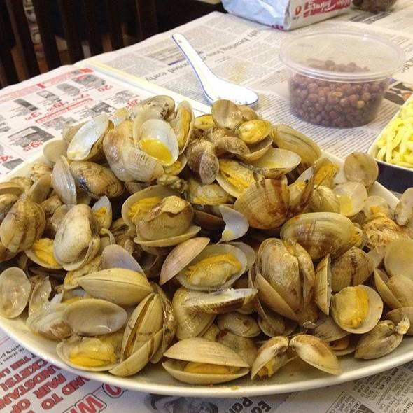 Garlic Clams @ Home
