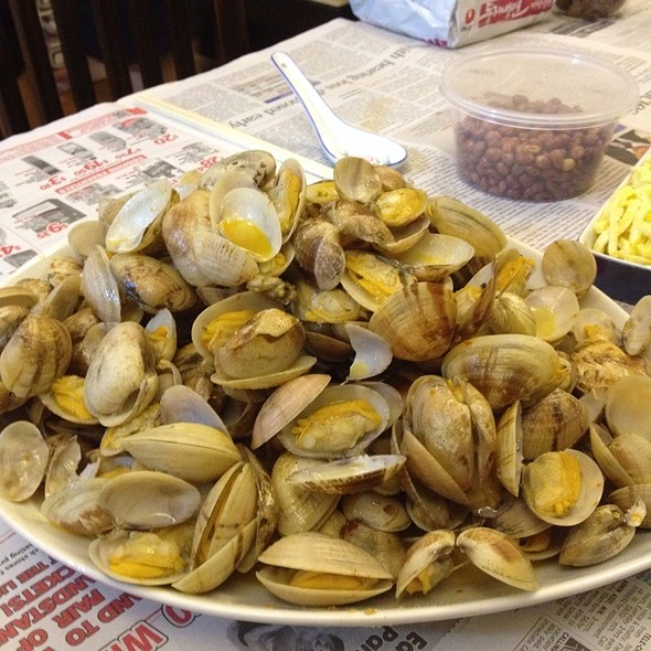 Garlic Clams @ Home