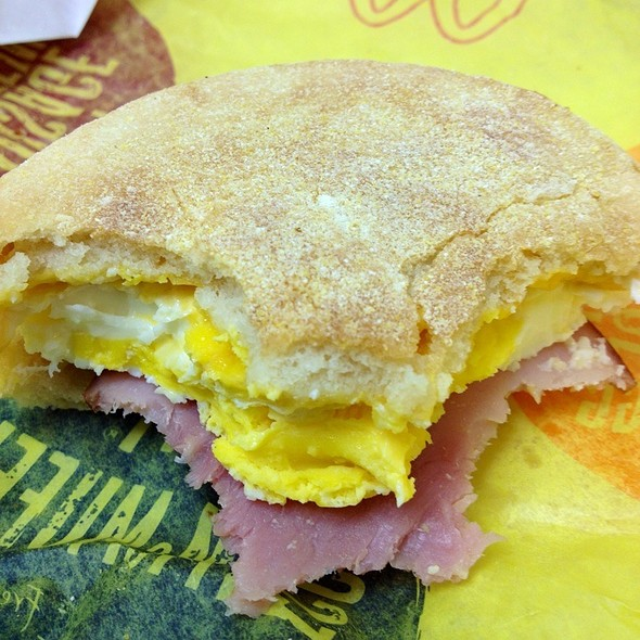 Egg McMuffin @ McDonald's