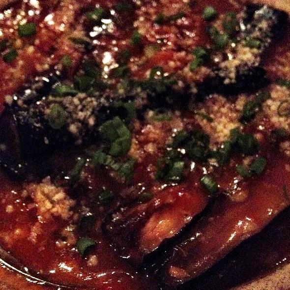 Eggplant Tapas @ La Cocina Restaurants