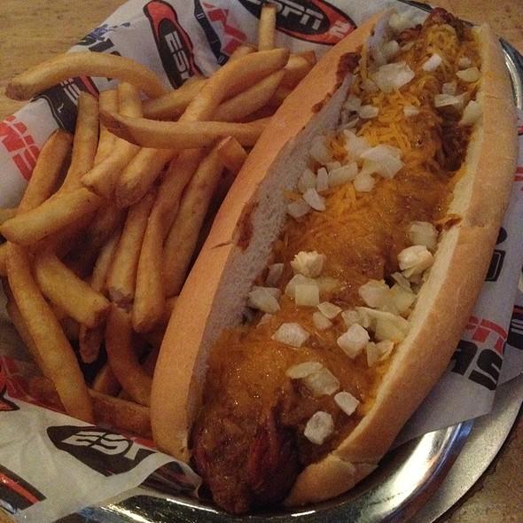 Home Run Hot Dog