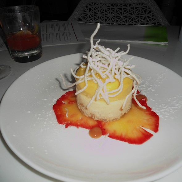 Cheesecake @ Asia De Cuba at Mondrian