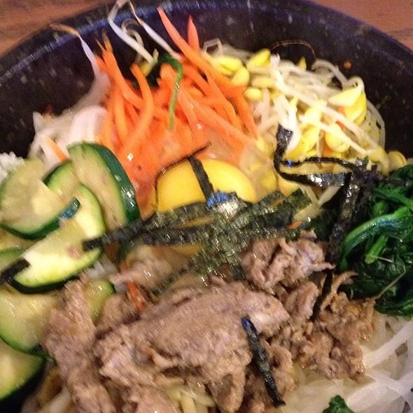 Dolsot Bibimbap @ Koreana Authentic Restaurant