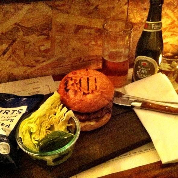 Burger @ Madklubben Vesterbro