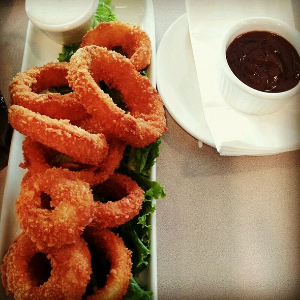 Onion Rings @ Brian's American Eatery