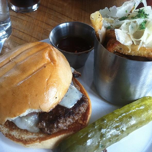 Burger @ Burger Up