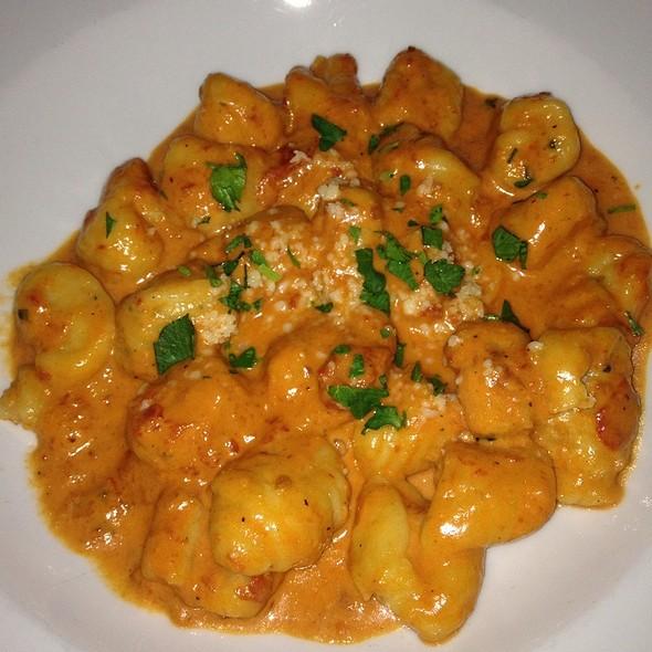 Ricotta Gnocci With Tomato Cream Sauce - Olazzo - Silver Spring, Silver Spring, MD