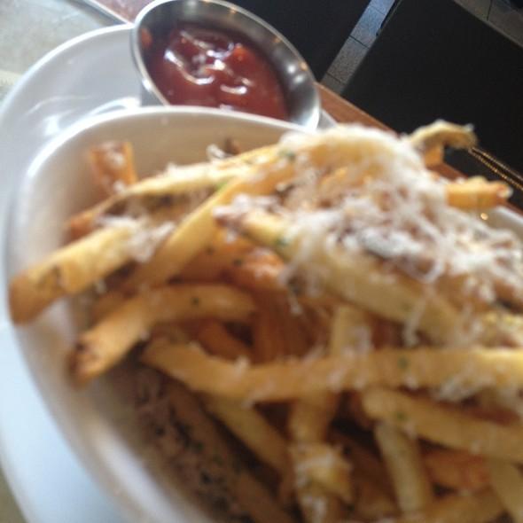Truffle Parmesan Fries @ Ocean Prime