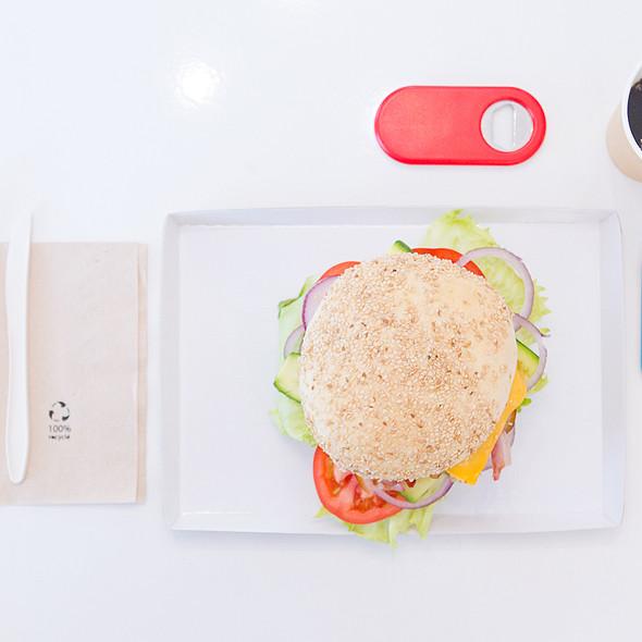 Hamburger @ Trita - Tailor made burgers
