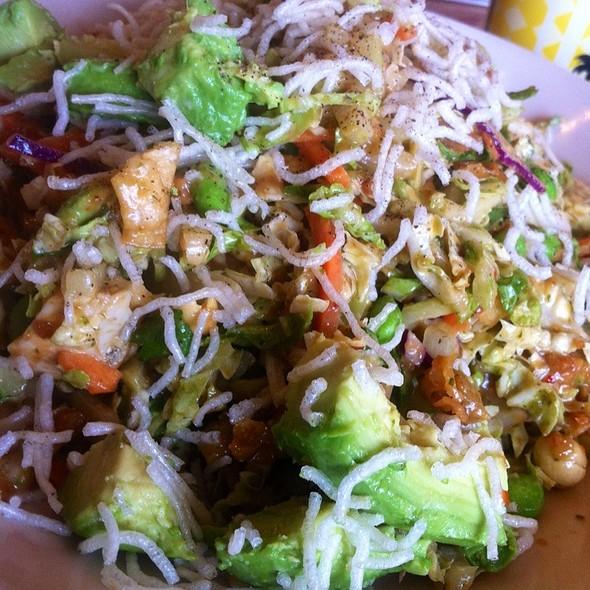 Thai Crunch Salad @ California Pizza Kitchen
