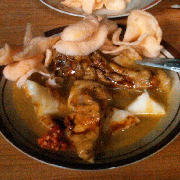 Ketupat Sayur Ayam @ Ketupat Sayur Mandala