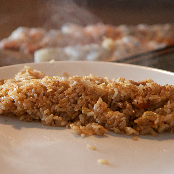 Fried Rice @ Susumu Steakhouse