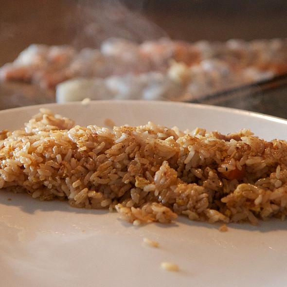 Fried Rice @ Susumu Steakhouse