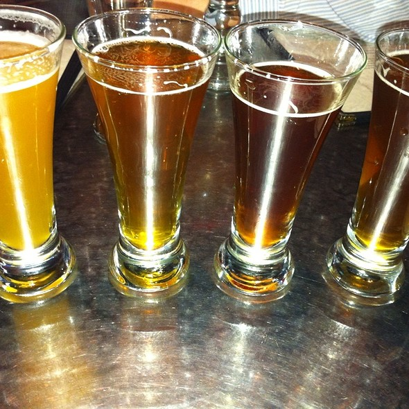 Sampler @ Black Lotus Brewing Co