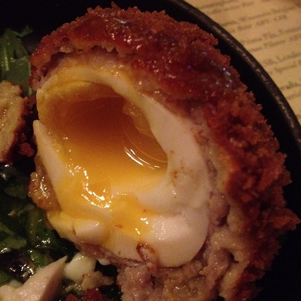 Scotch Egg (Sconnie Egg) @ The Rumpus Room