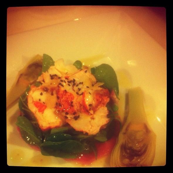 Crab Salade @ Rue Saint Jacques Restaurant